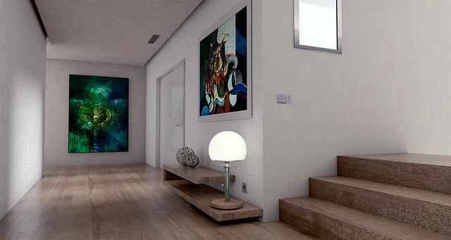 podlaha v bytě