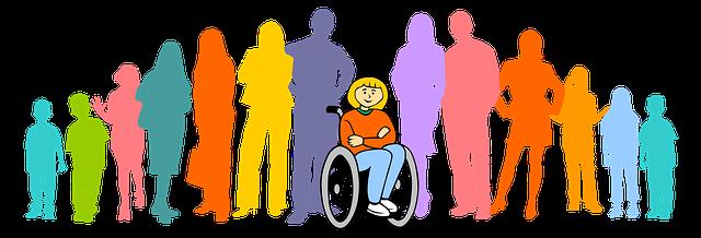 lidé a invalida