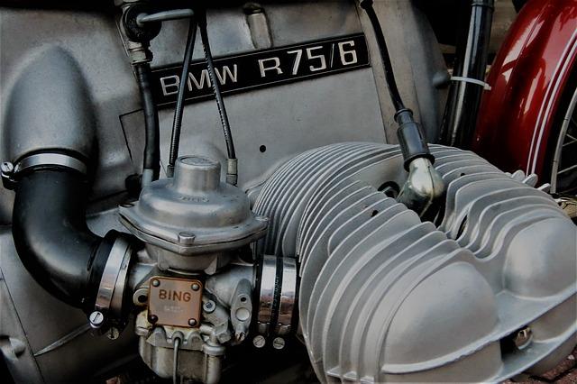 BMW Boxer 6ti válec