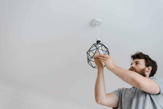 výměna žárovky